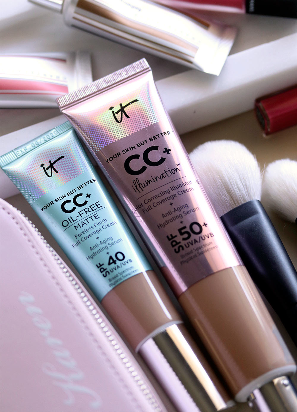it cosmetics cc illumination-oil-free