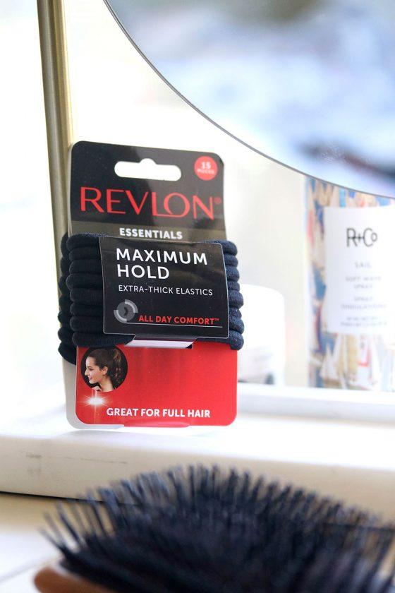 Unsung (Hair) Heroes: Revlon Essentials Maximum Hold Extra-Thick Elastics