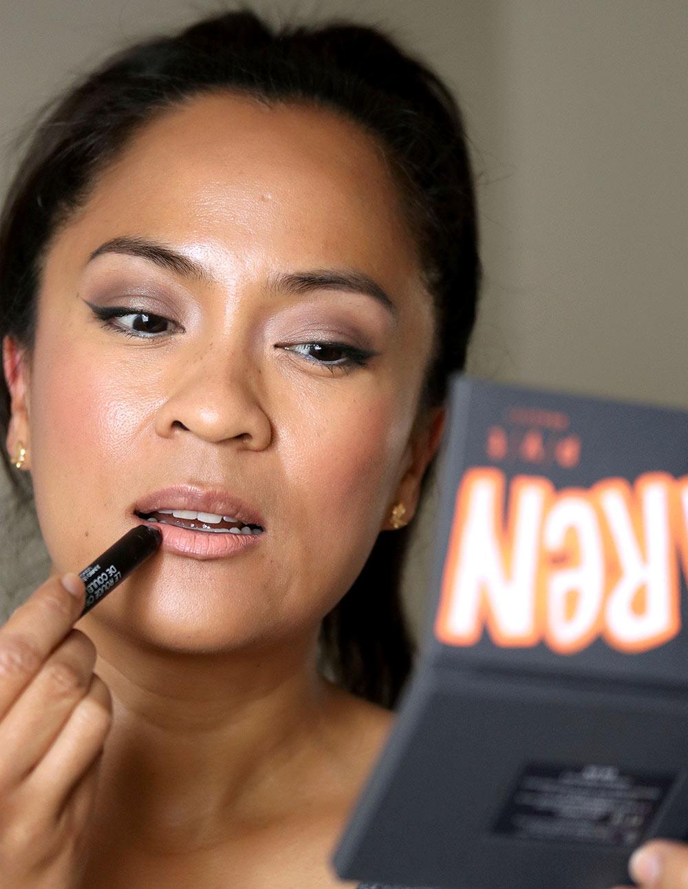 chanel jumbo matte lip crayon 257