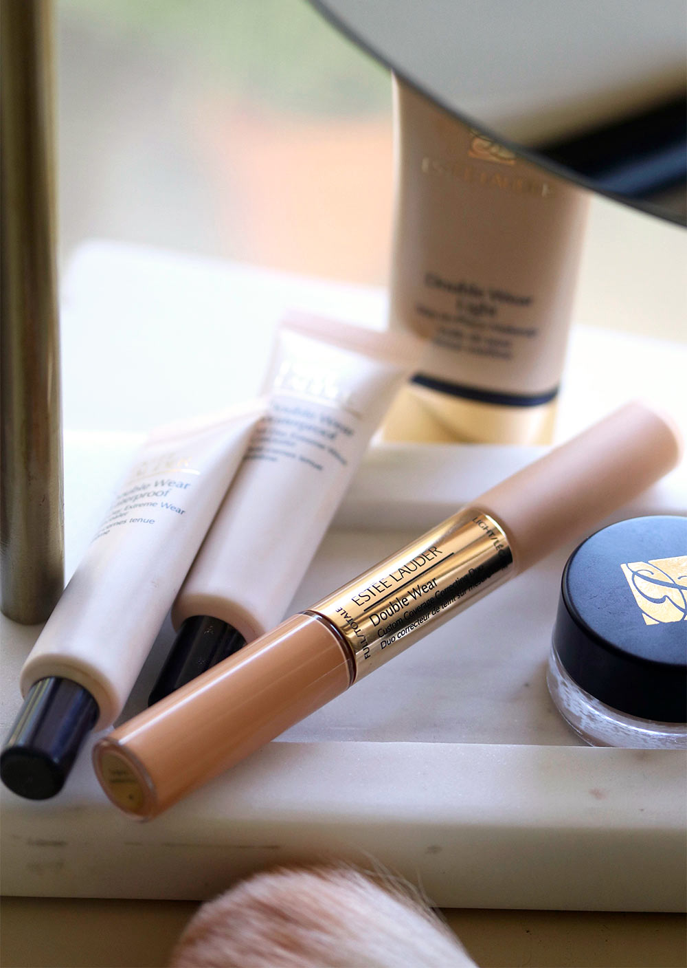 estee lauder double wear custom coverage correcting duo