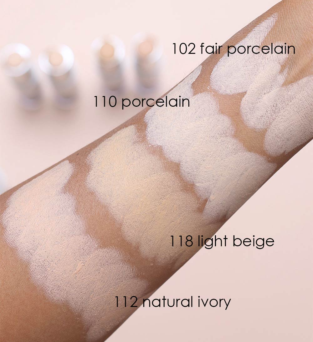 maybelline super stay stick foundation swatches 1