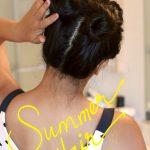 oribe summer hair buns 7