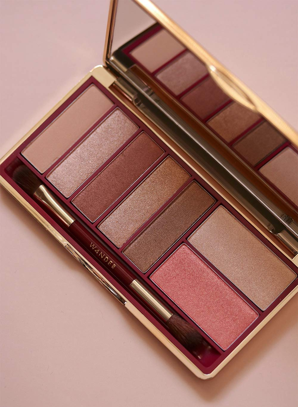 wander beauty wanderess palette