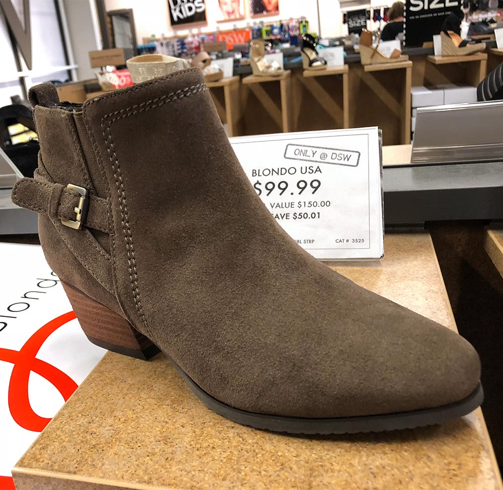 f15d8a2a16cc Bootie Call! Falling for Ankle Boots and Booties at DSW - Makeup and ...