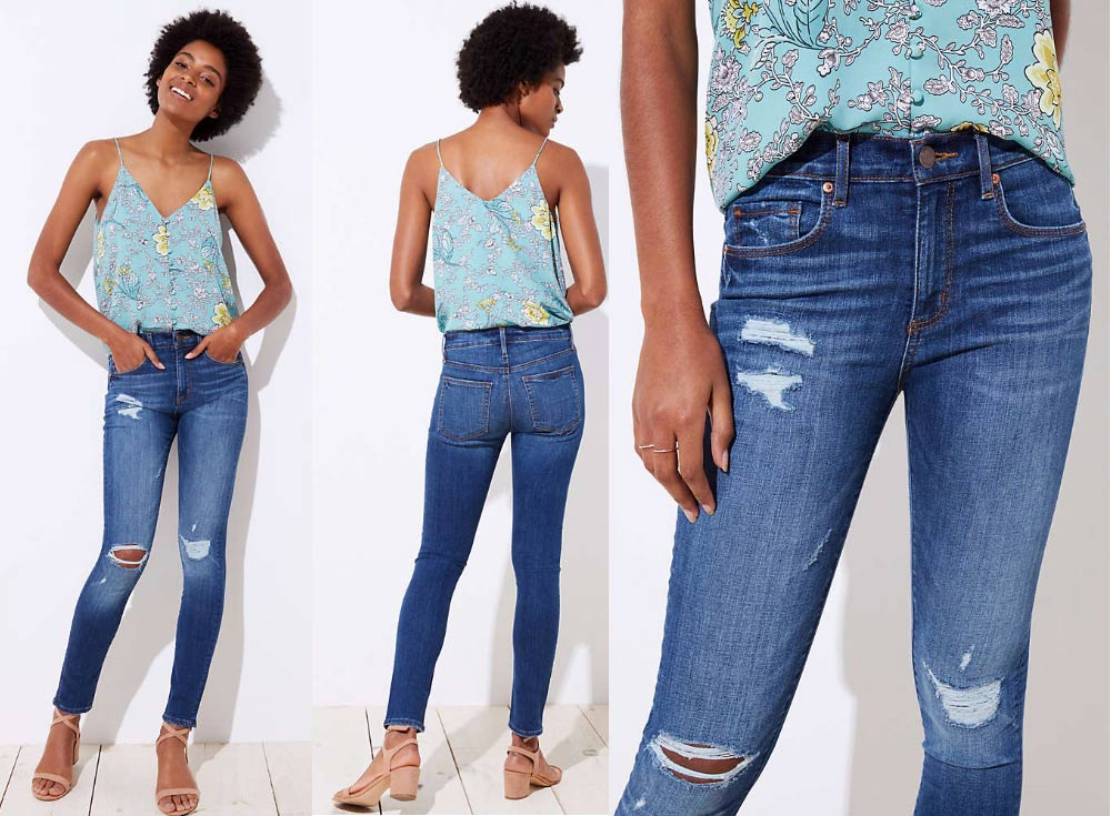 58e1c53a238620 I've Got Nothing But Love for Skinny Jeans - Makeup and Beauty Blog