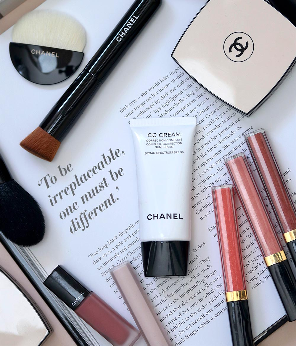 237346b61e Chanel Has a New CC Cream! $55 Chanel Super Active Complete ...