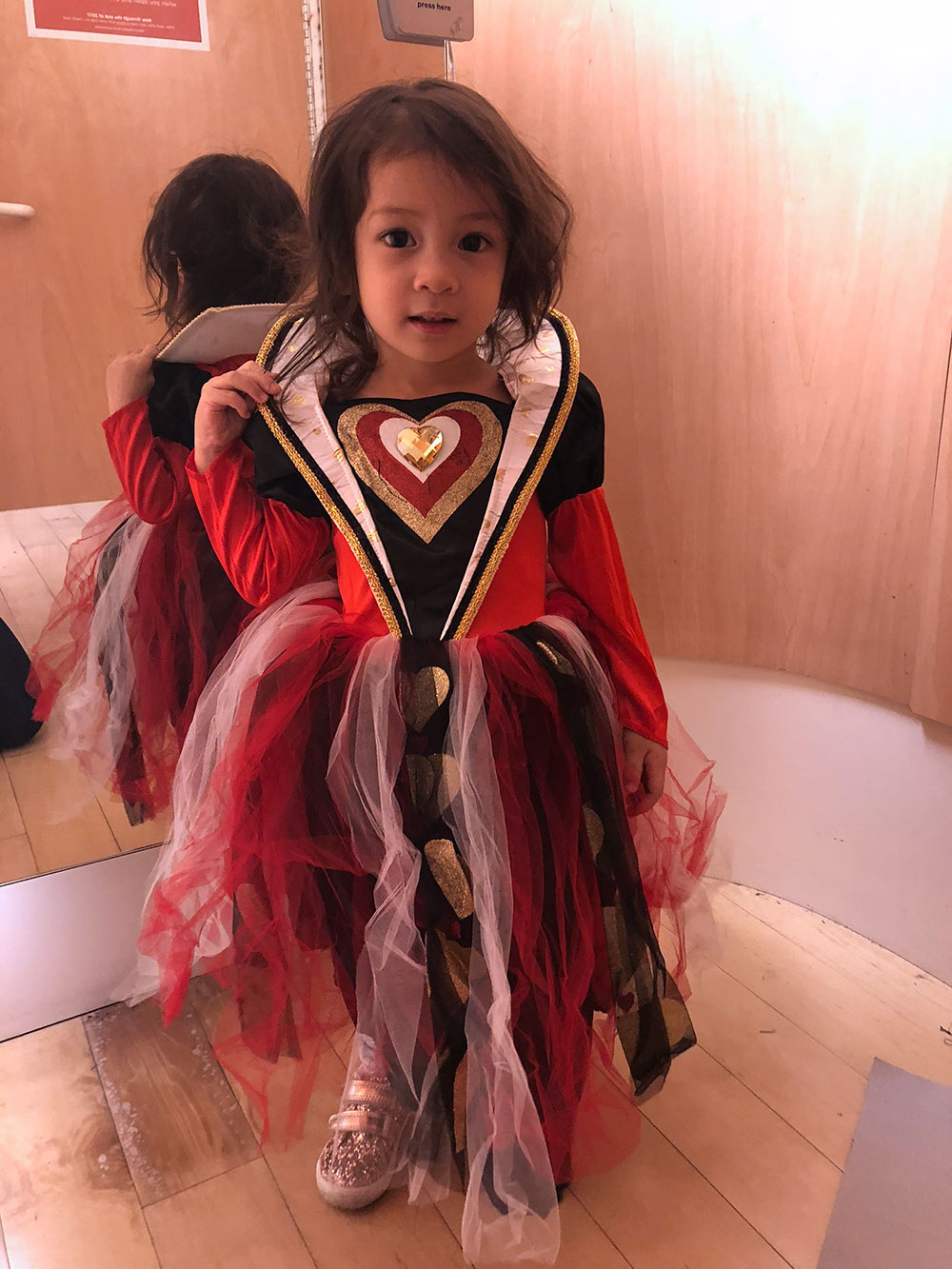 connor queen of hearts - When Did Kids Costumes Get So Intense?