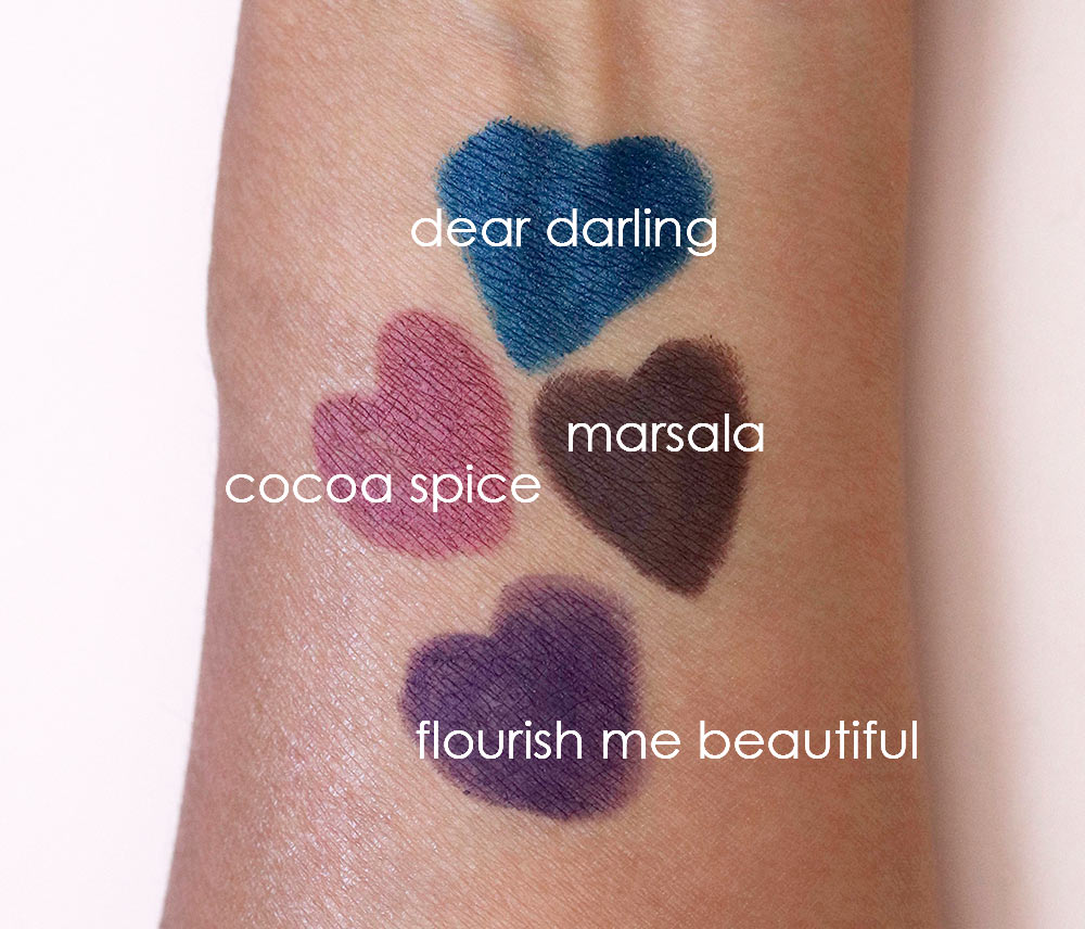 mac kajal crayon 2018 swatches