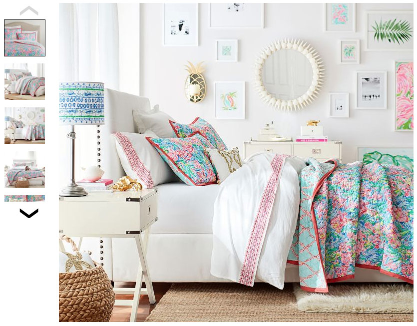 pottery barn lilly pulitzer quilt front final