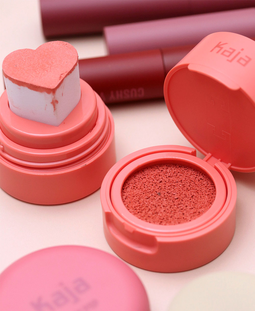 kaja beauty cheeky stamp blendable blush
