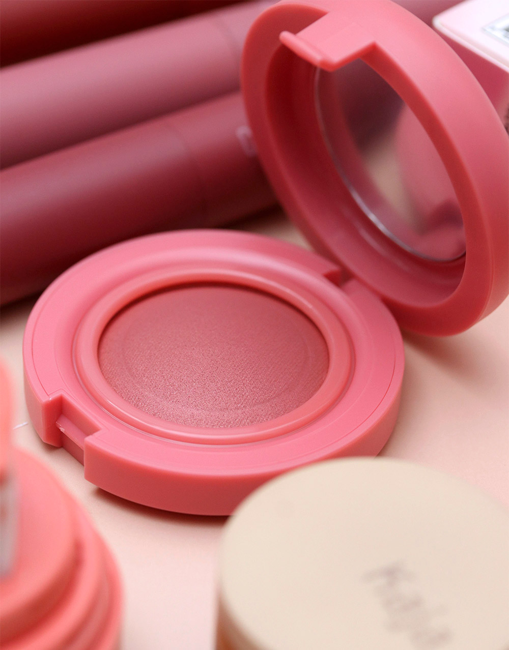 kaja beauty mochi pop bouncy blush