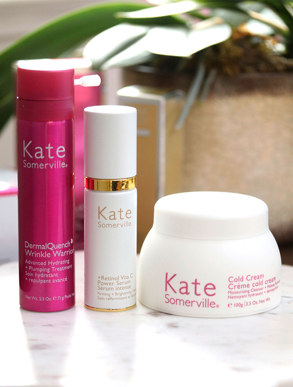 kate somerville skin care