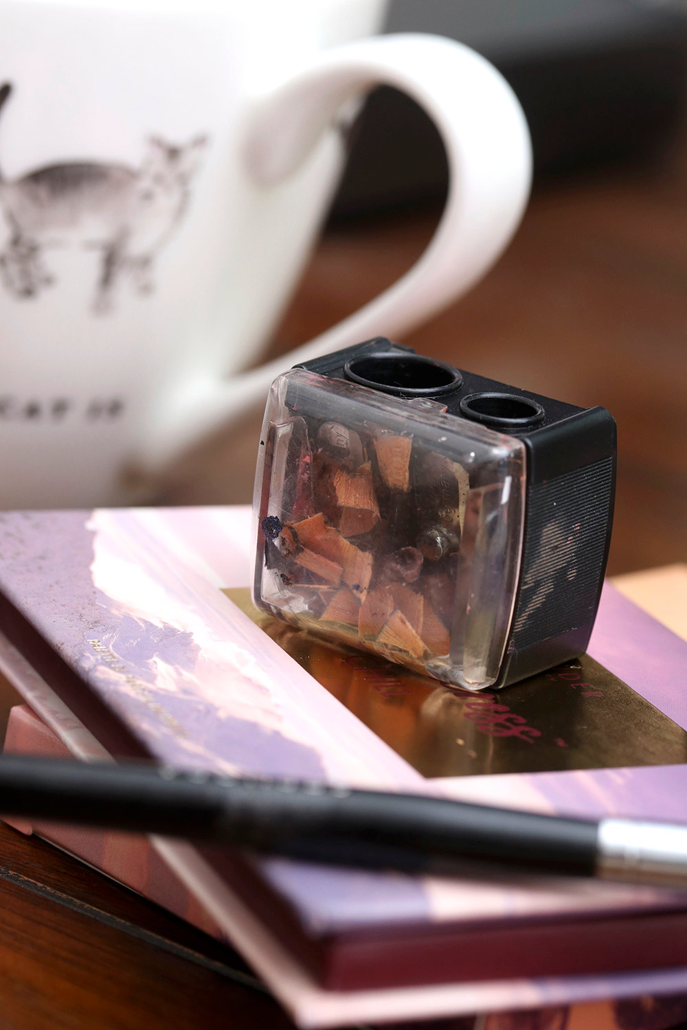 makeup pencil sharpener