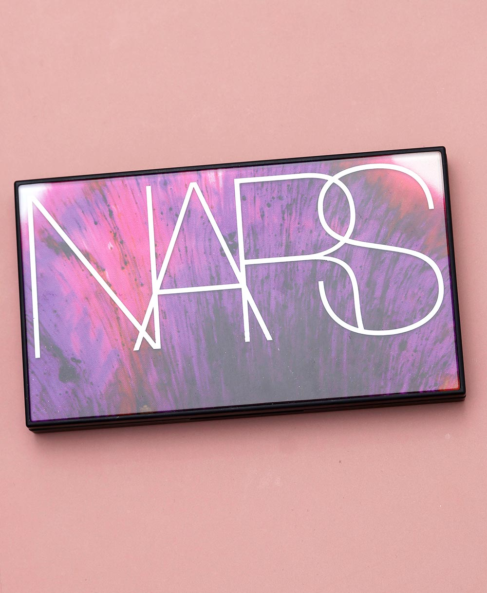nars ignited palette packaging