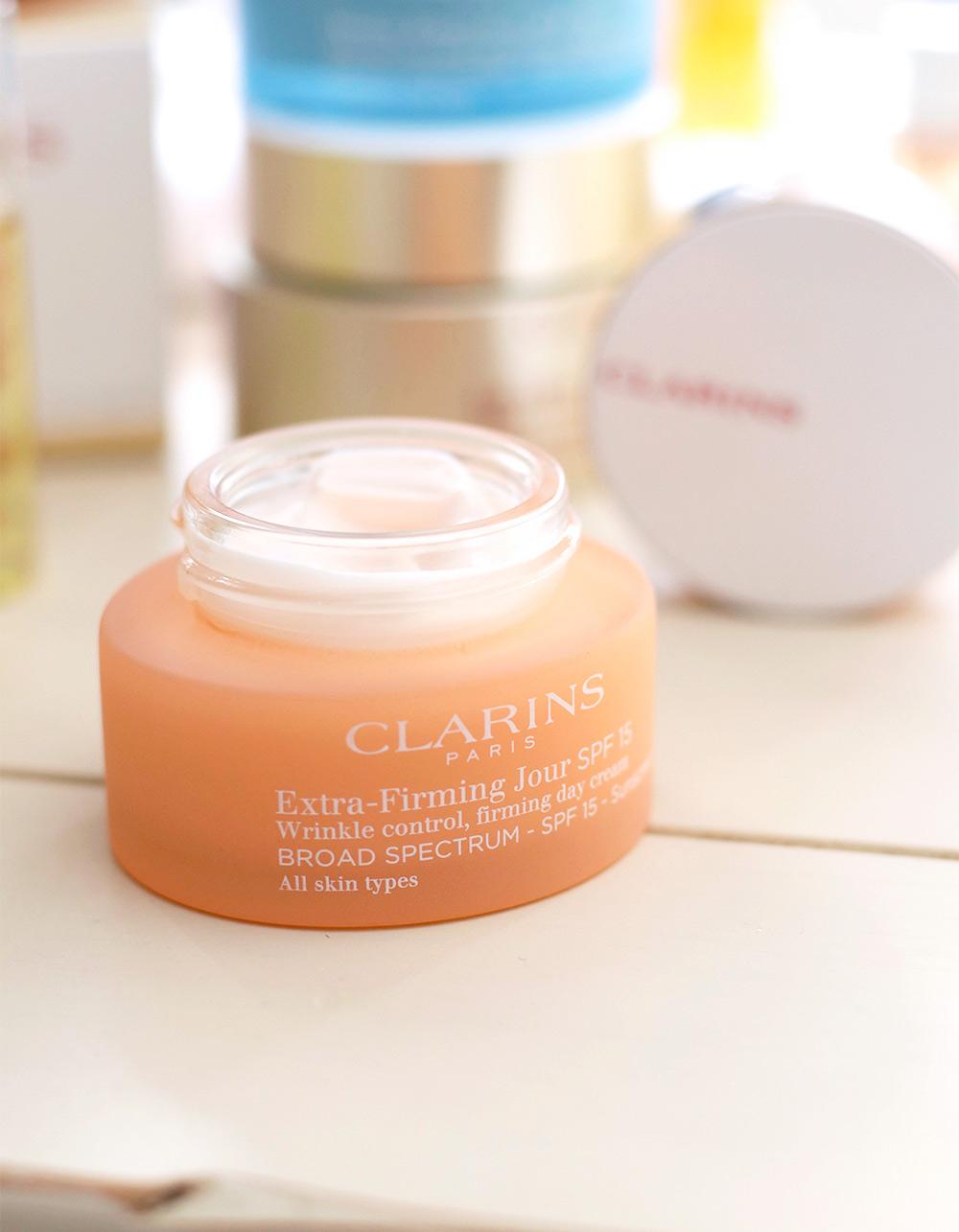 clarins cream