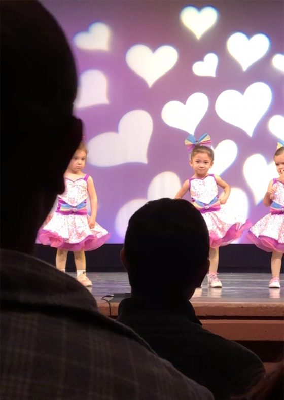 First Recital/Future Dance Mom