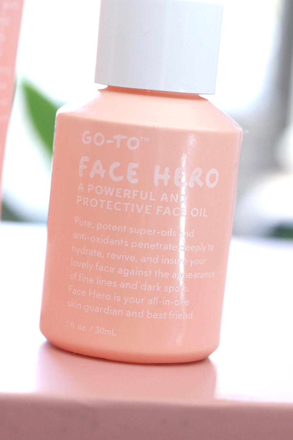 go to skin care face hero