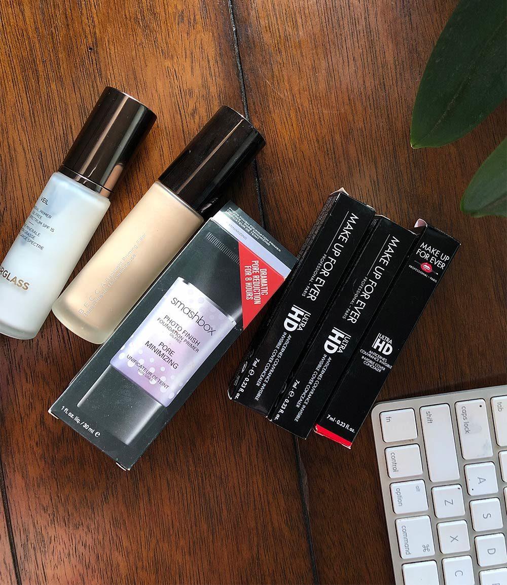 makeup backups