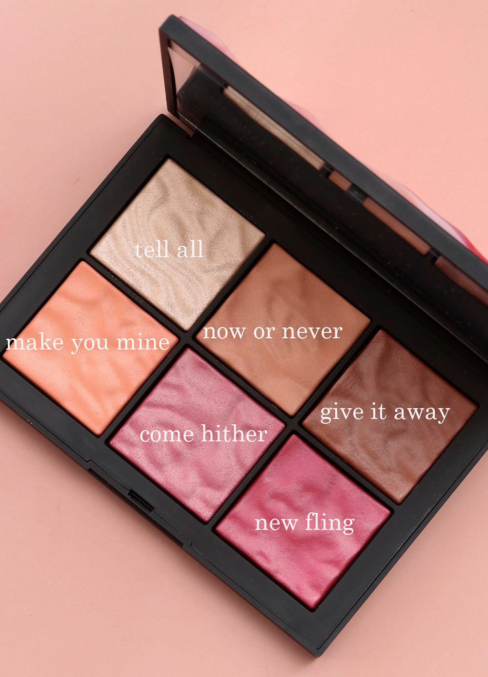 nars exposed cheek palette