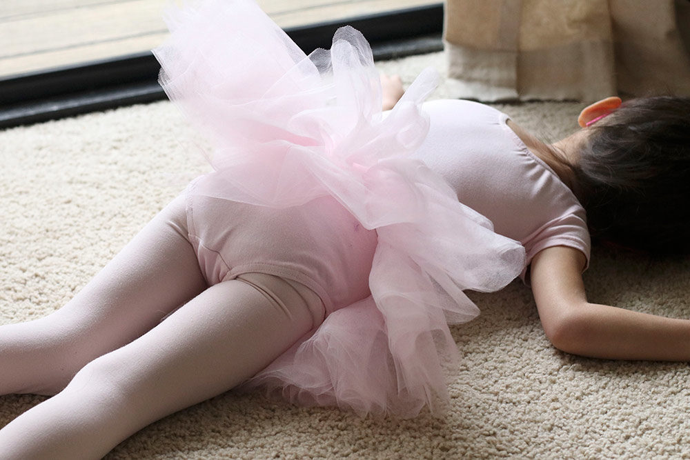 cocobaby birthday ballerina tutu