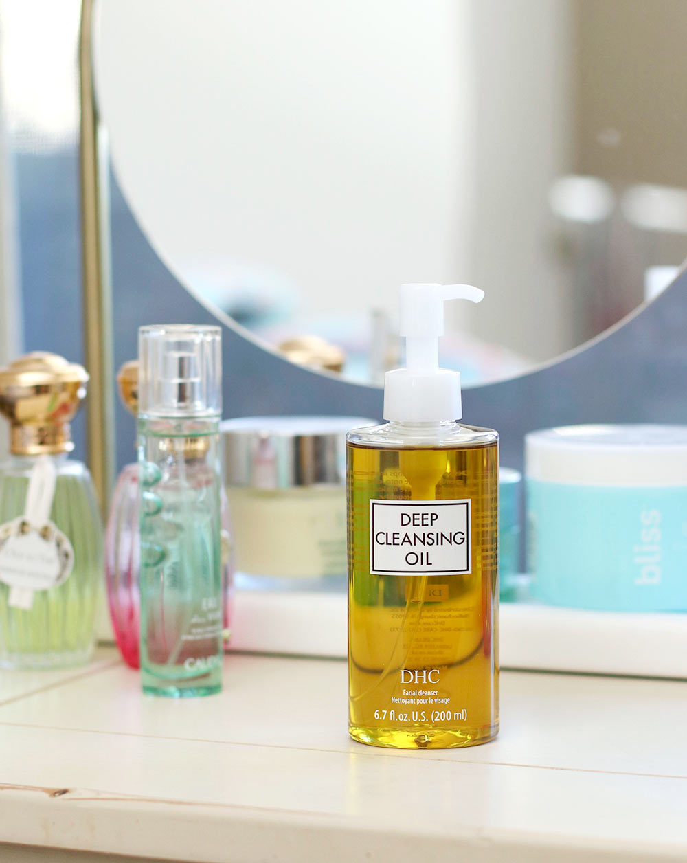 Deep Cleansing Oil by DHC #5