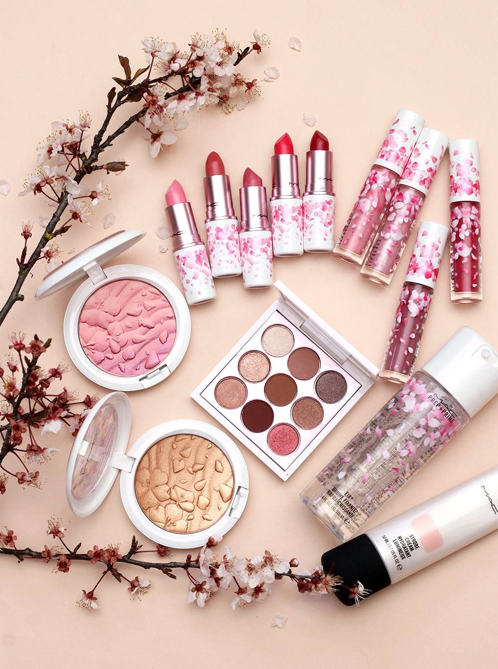 mac boom boom bloom collection top