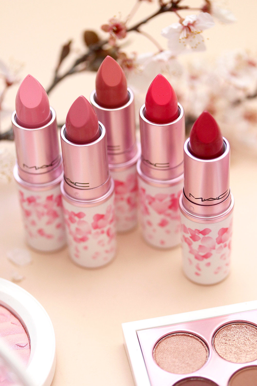 Mac Cosmetic Lipstick Fresh Brew 100 Authentic: The MAC Boom Boom Bloom Collection Offers A Bouquet Of