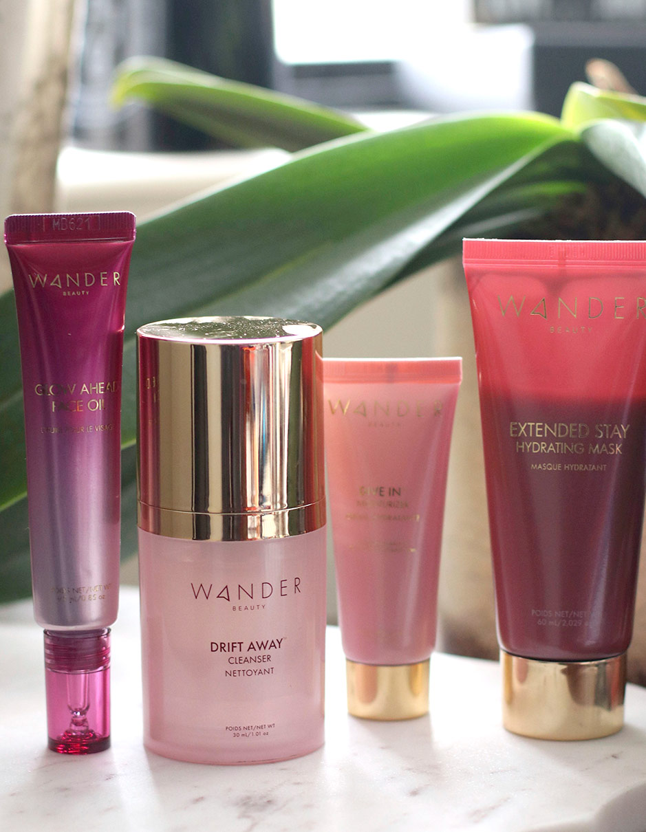 wander beauty skin care