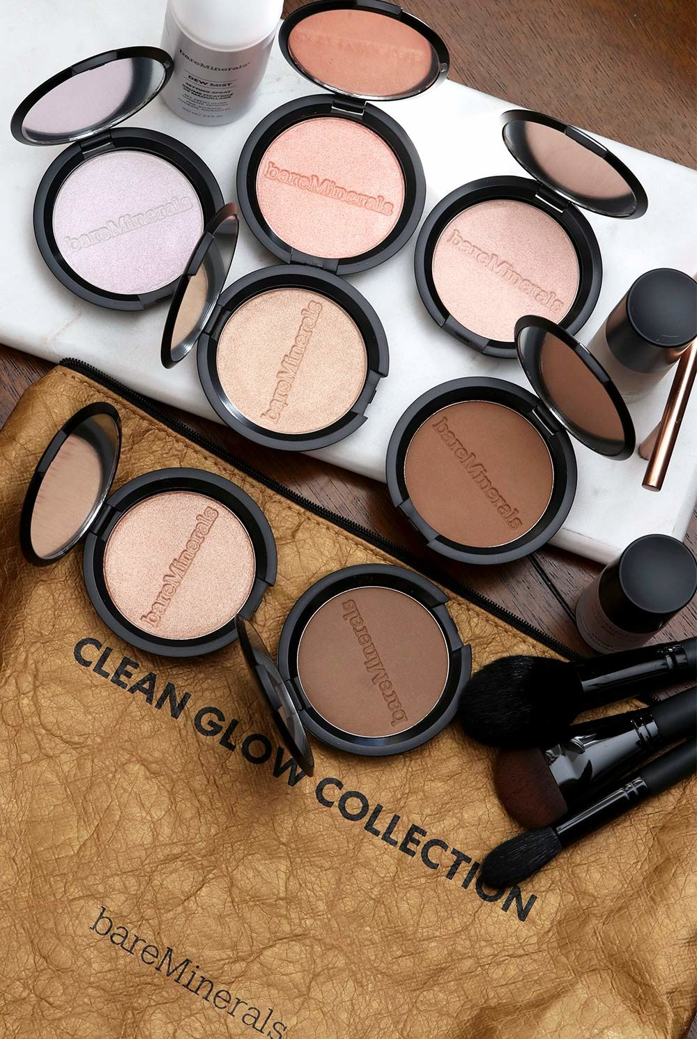 bareminerals clean glow collection summer 2019 1