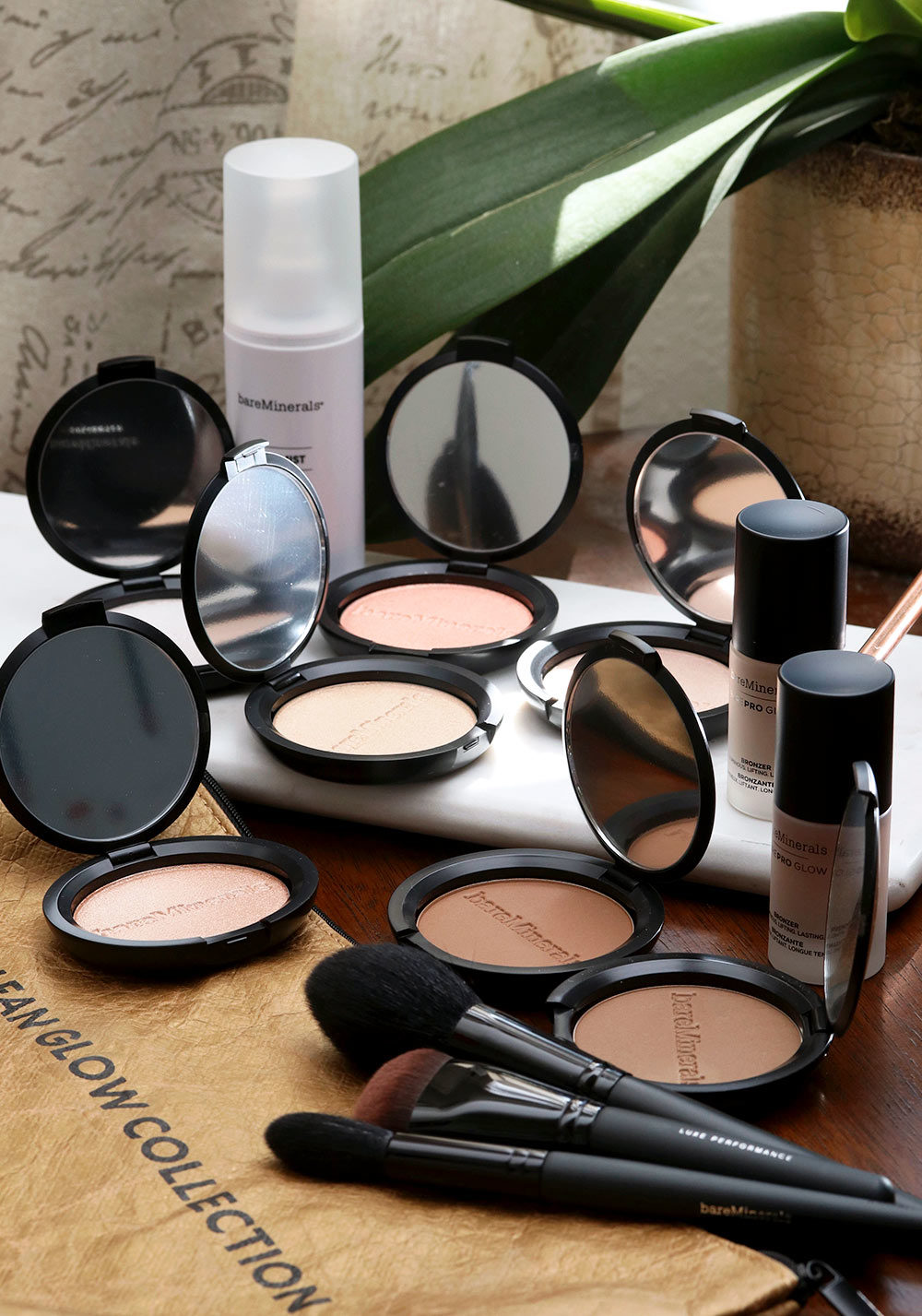 bareminerals clean glow collection summer 2019 2