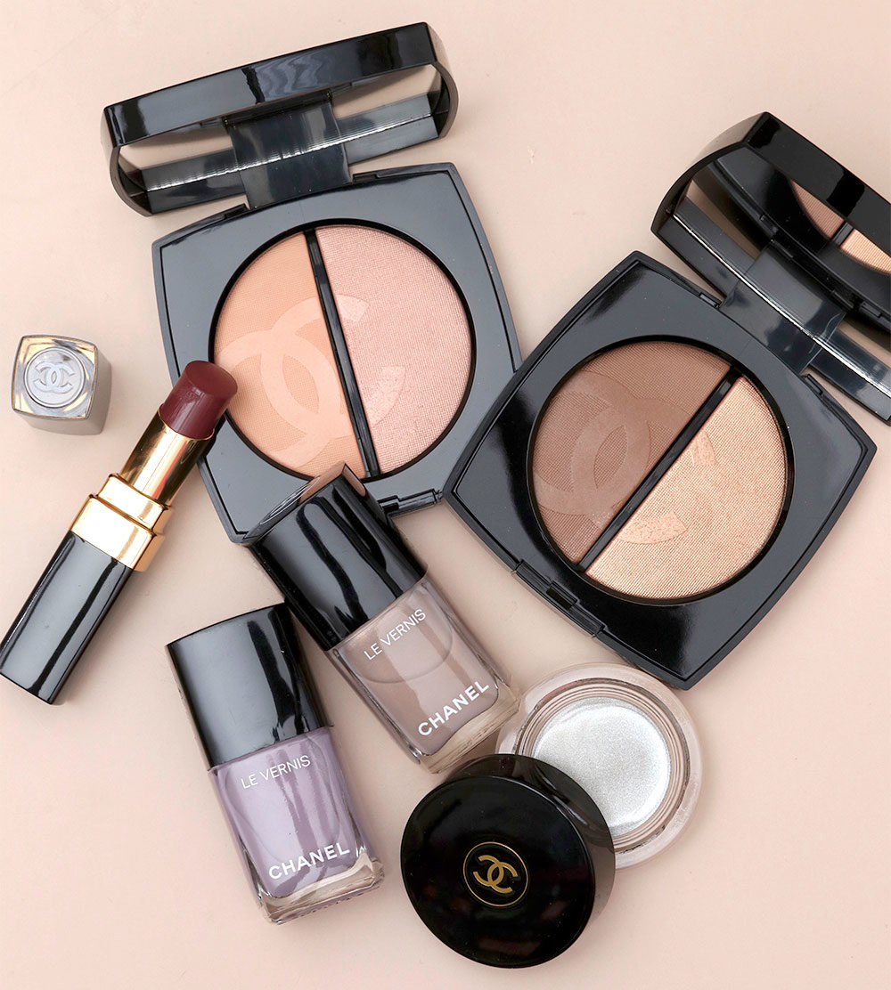 chanel cruise makeup collection 2019