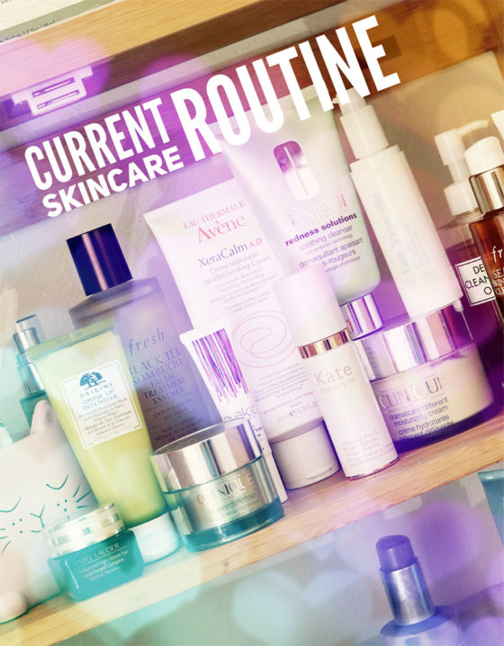 A Detailed Deep Dive Into My Current Skincare Routine