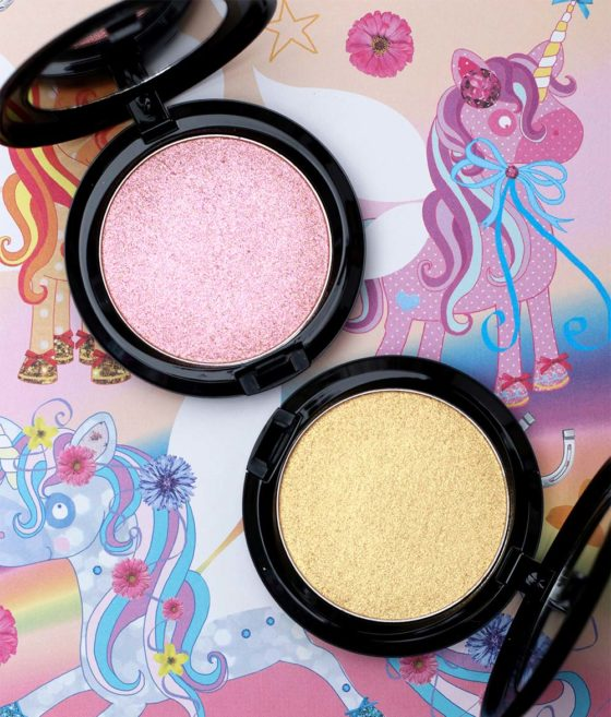 Glittery Unicorn Kisses…and a Look With the New MAC Get Blazed Collection (COMING APRIL 11TH)