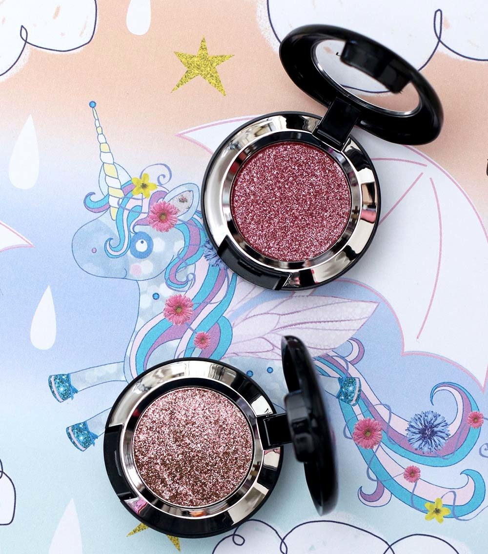mac glitz please p for pink
