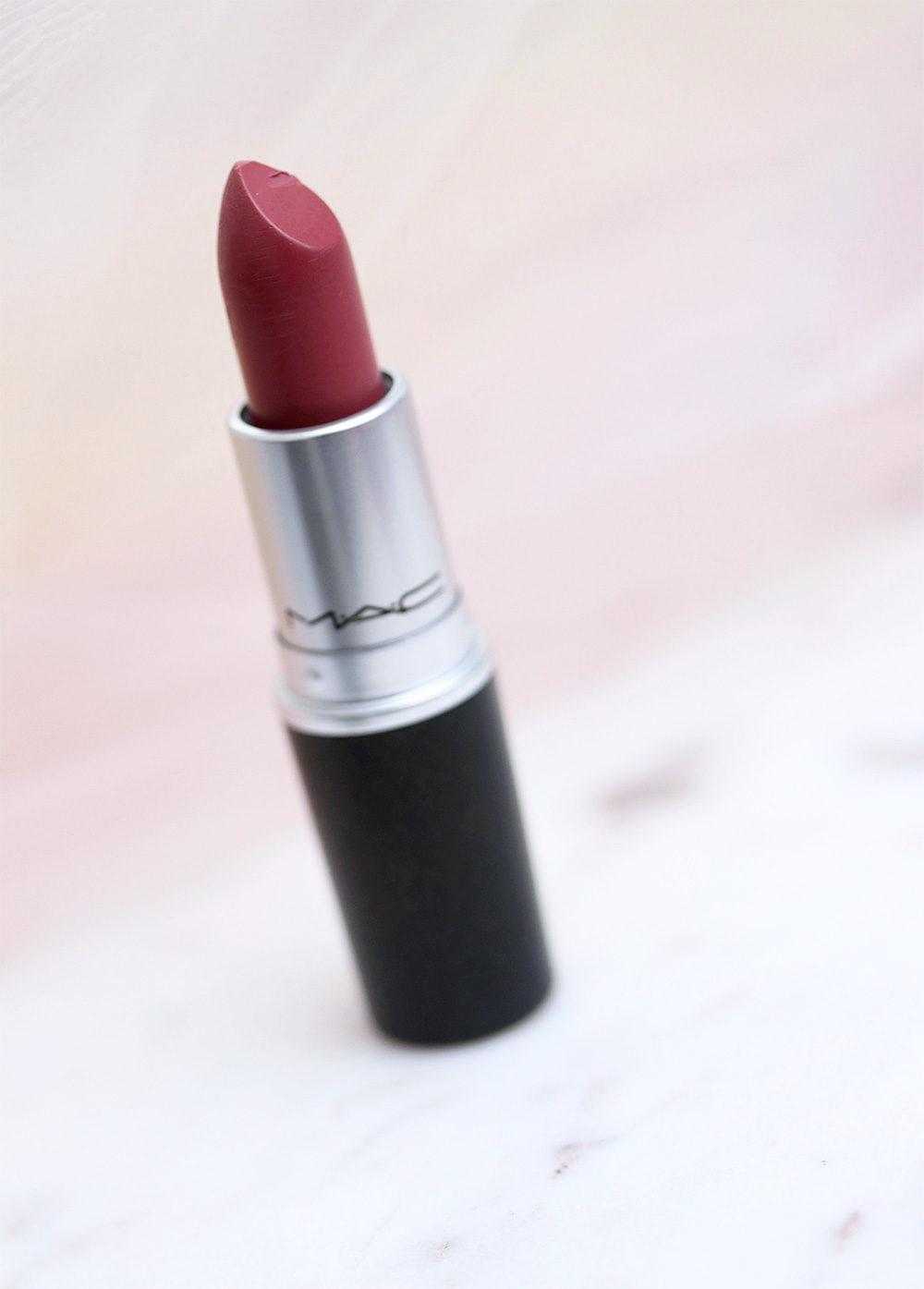 mac mehr rouge à lèvres
