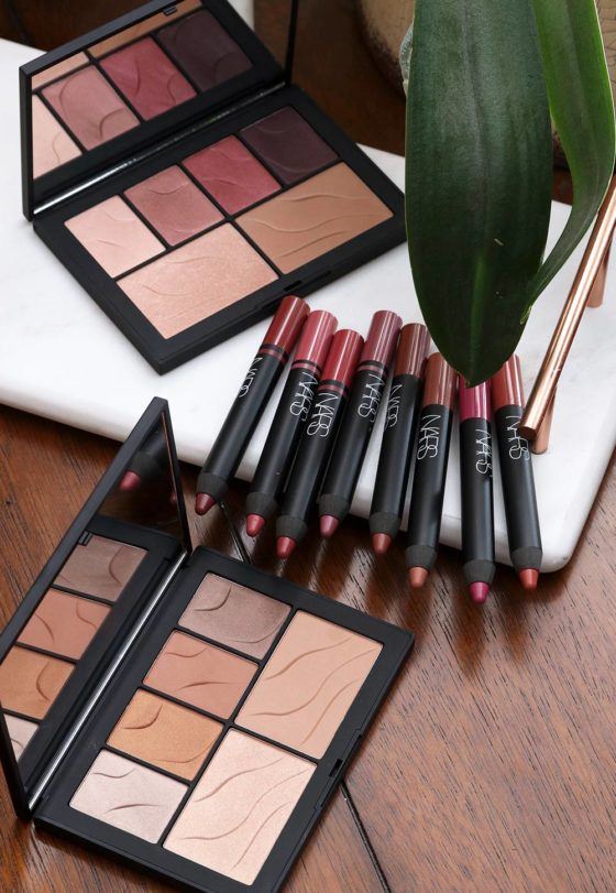 The NARS Summer 2019 Collection: Swatches and First Impressions