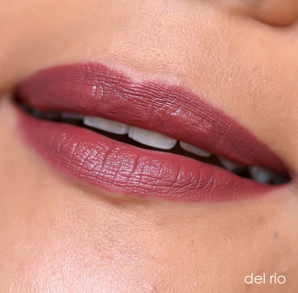 mac del rio lipstick
