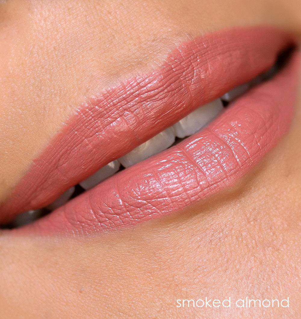 mac smoked almond lipstick