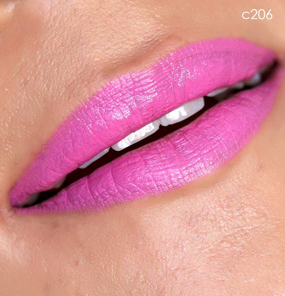 make up for ever artist rouge creme c206