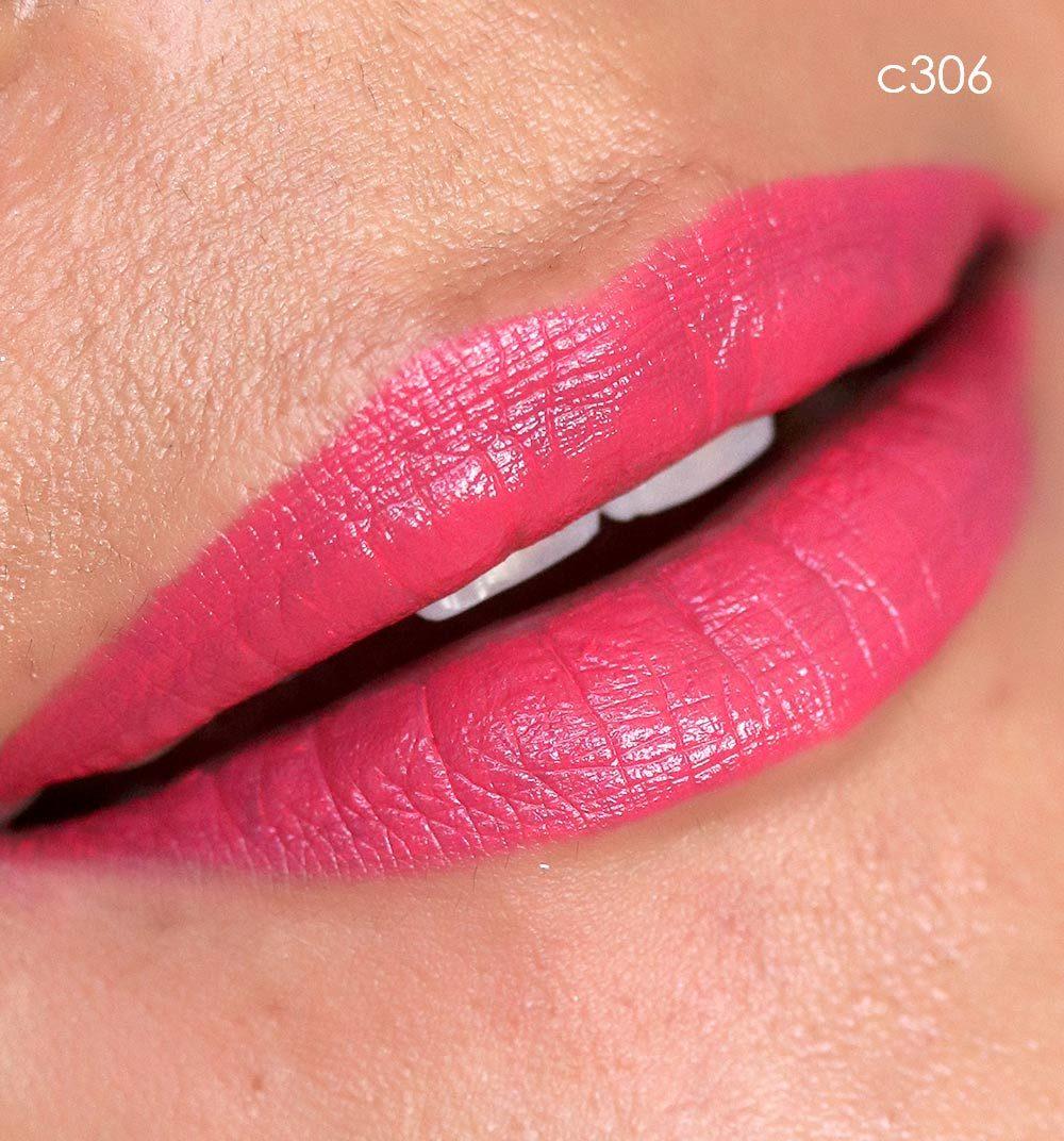 make up for ever artist rouge creme c306