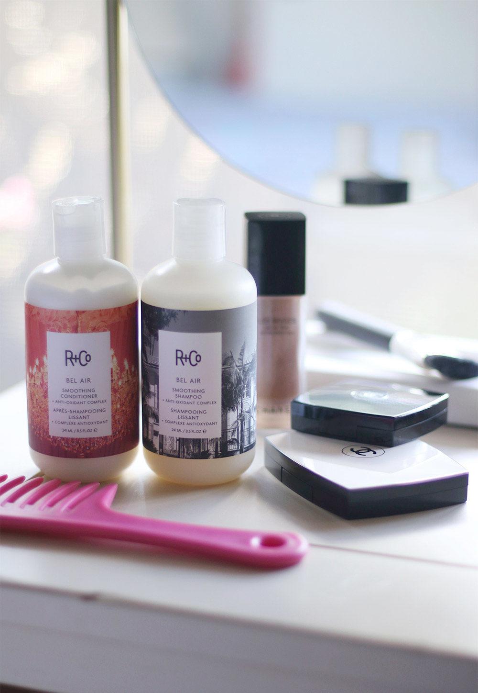 r co bel air smoothing shampoo
