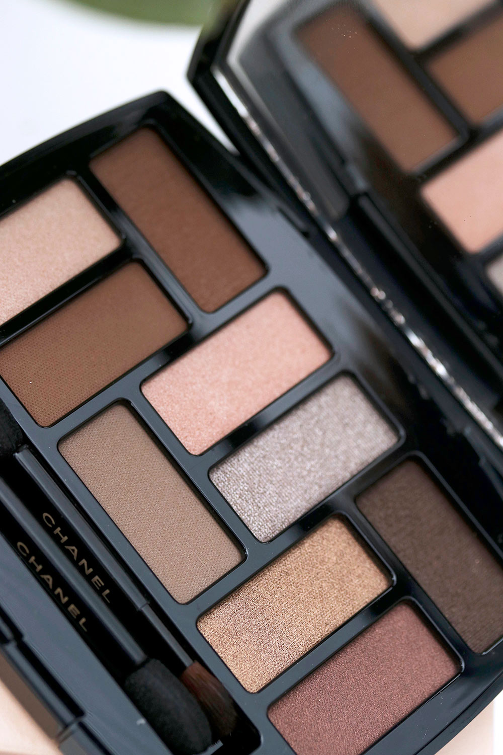 Beauty Tips For Hair: The Chanel Les Beiges Natural Eyeshadow Palette