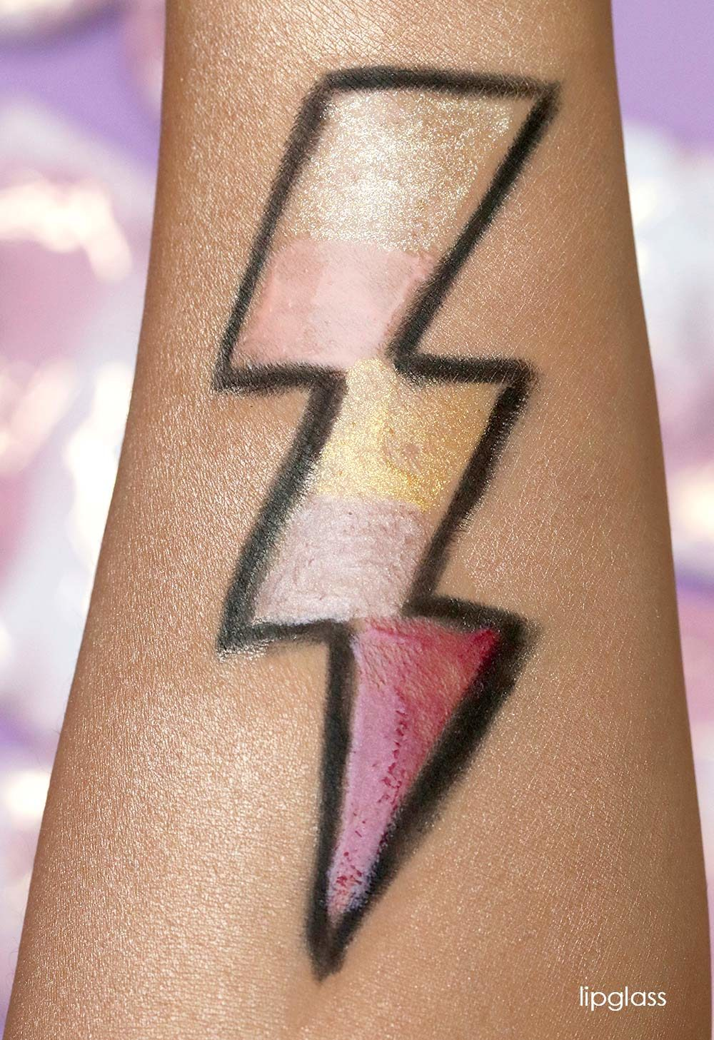 mac electric wonder lipglass