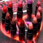 mac love me lipstick heart