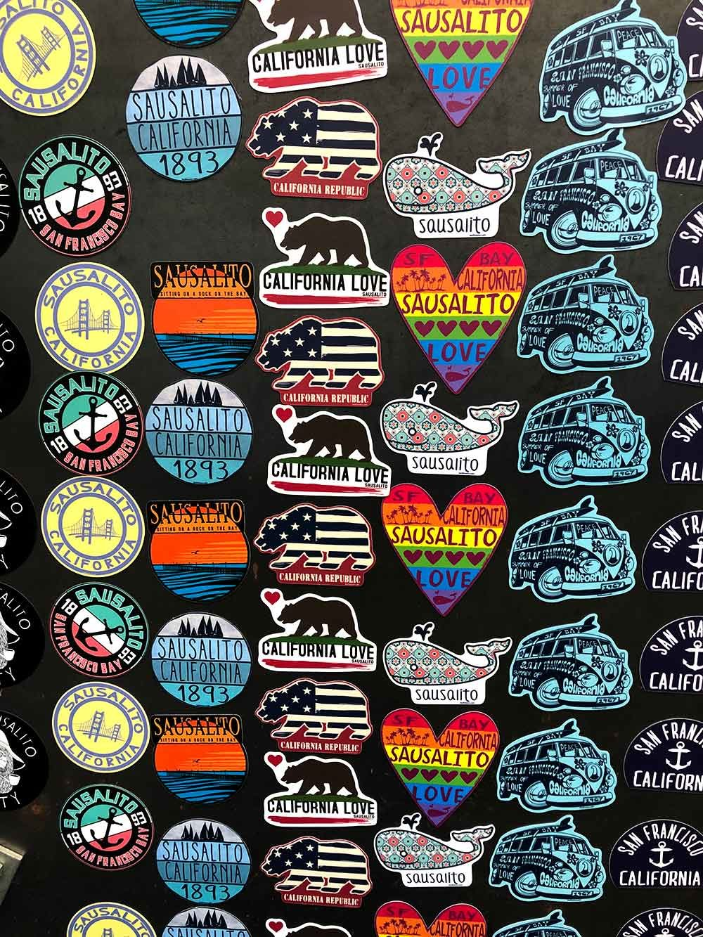 sausalito magnets