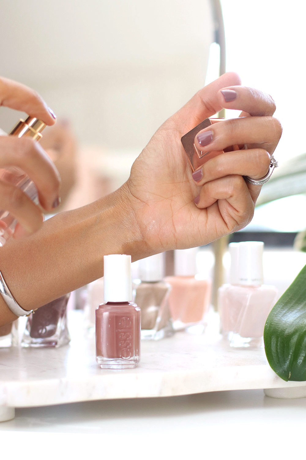Unsung Makeup Heroes: Essie Clothing Optional
