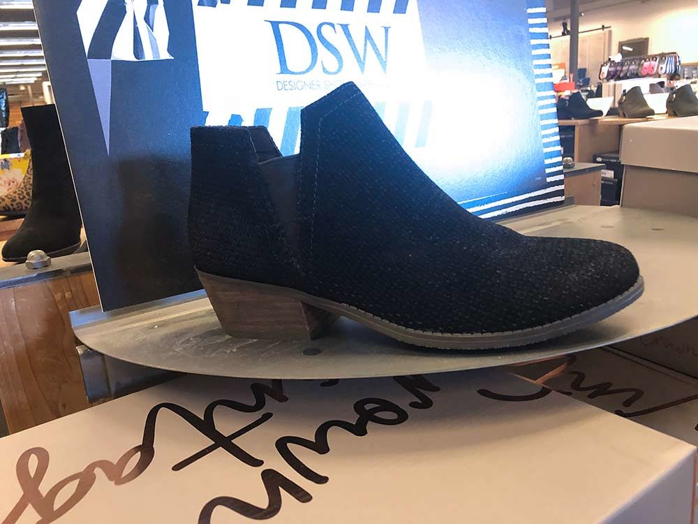 chaussons dsw