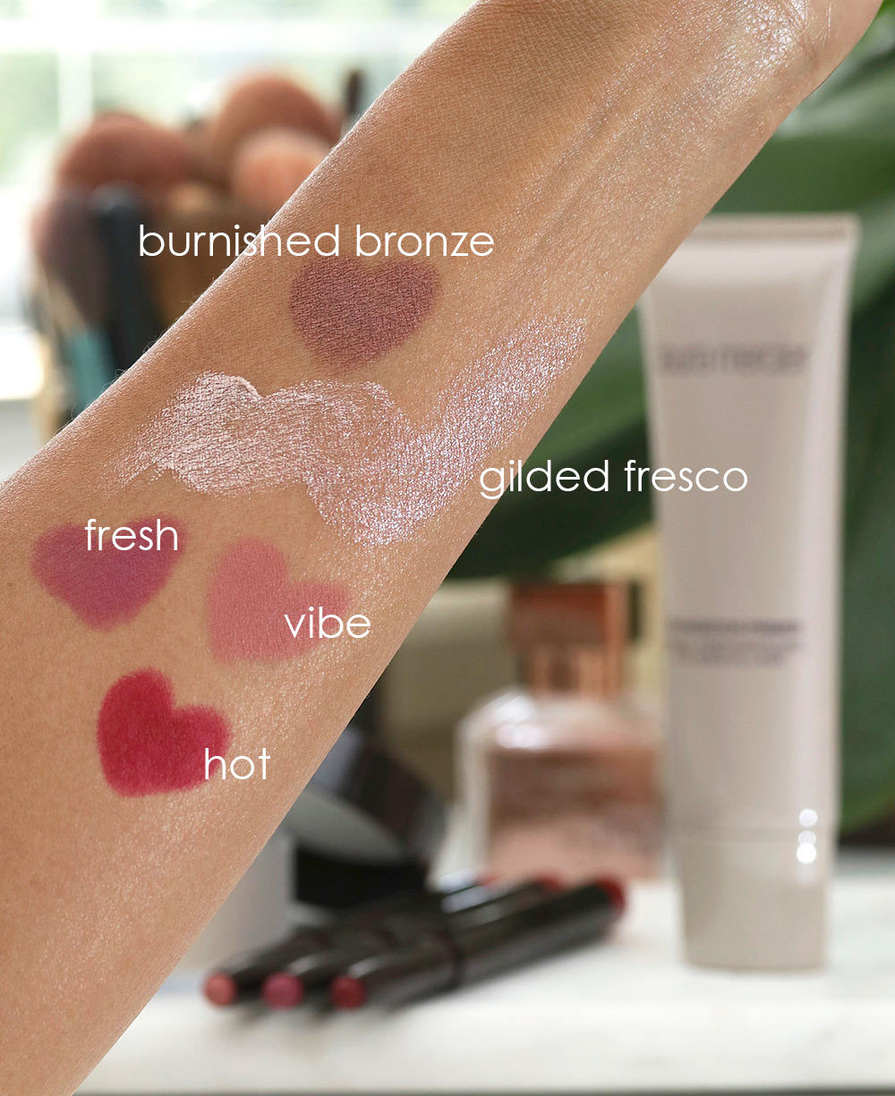 laura mercier september 2019 swatches