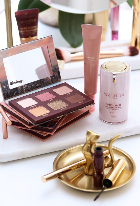 Fall for Fresh Skin and Shimmering Lids With the Latest From Wander Beauty