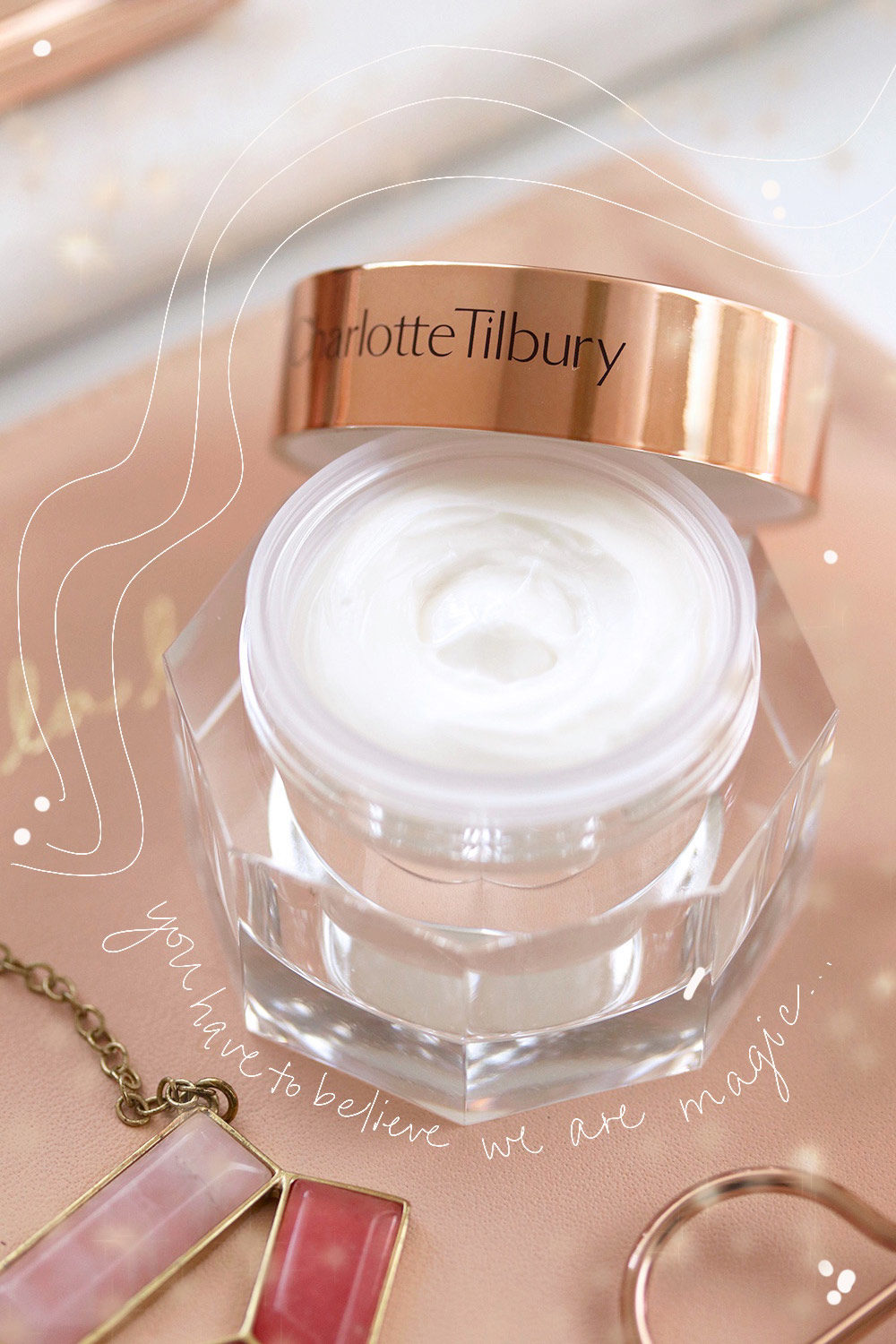 Will Charlotte Tilbury Magic Cream Cast a Spell on You? - Makeup ...